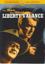 The Man Who Shot Liberty Valance [1962] (DVD)