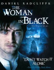 The Woman In Black (BLU)