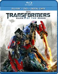 Transformers: Dark of the Moon (BLU)