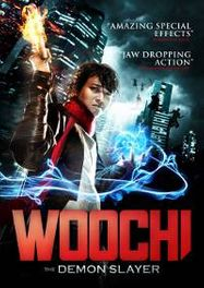 Woochi: The Demon Slayer (DVD)