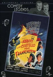 Abbott and Costello Meet Frankenstein [1948] (DVD)