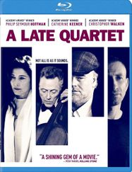 A Late Quartet (BLU)