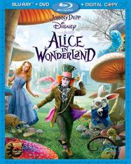 Alice in Wonderland [2010] (BLU)