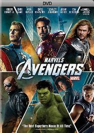 Marvel's The Avengers [2012] (DVD)