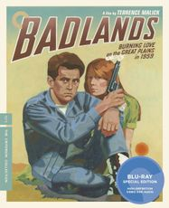 Badlands [1973] [Criterion] (BLU)