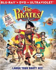 The Pirates! Band of Misfits (BLU)