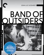 Band of Outsiders [1964] [Criterion] (BLU)