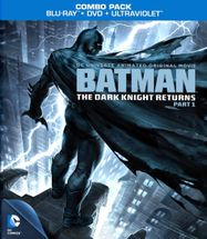 Batman: The Dark Knight Returns, Part 1 (BLU)