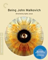 Being John Malkovich [1999] [Criterion] (BLU)