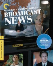 Broadcast News [1987] [Criterion] (BLU)