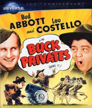 Buck Privates [Digibook] (BLU)