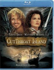 Cutthroat Island (BLU)