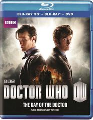 Doctor Who: The Day of the Doctor 3D (BLU)