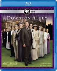 Downton Abbey: Series 1 (BLU)