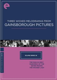 Three Wicked Melodramas from Gainsborough Pictures [1945] [Criterion] (DVD)