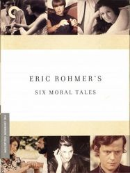 Eric Rohmer's Six Moral Tales [1963/72] [Criterion] (DVD)