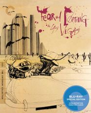 Fear and  Loathing in Las Vegas [1998] [Criterion] (BLU)
