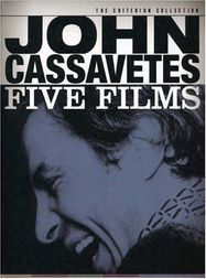 John Cassavetes: Five Films [1959-2000] [Criterion] (DVD)