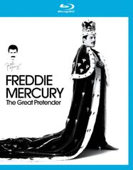Freddie Mercury: The Great Pretender (BLU)