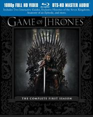 Game of Thrones: The Complete First Season (BLU)