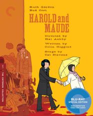 Harold and Maude [1971] [Criterion] (BLU)