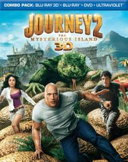 Journey 2: The Mysterious Island (BLU)