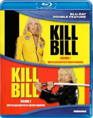 Kill Bill: Volumes 1 and 2 (BLU)