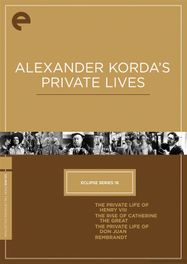 Alexander Korda's Private Lives [1936] [Criterion] (DVD)