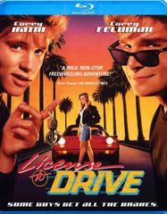 License to Drive (BLU)