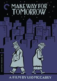 Make Way for Tomorrow [1937] [Criterion] (DVD)