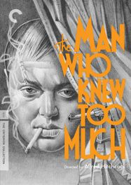 The Man Who Knew Too Much [1934] [Criterion] (DVD)