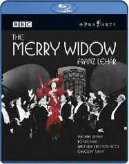 Franz Lehar: The Merry Widow (BLU)