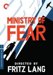 Ministry of Fear [1944] [Criterion] (DVD)