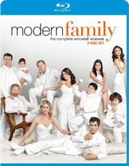 Modern Family: The Complete Second Season (BLU)