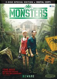 Monsters [2010] (DVD)