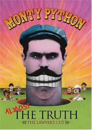 Monty Python: Almost the Truth - The Lawyer's Cut (DVD)