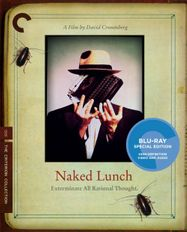 Naked Lunch [1991] [Criterion] (BLU)