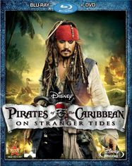 Pirates of the Caribbean: On Stranger Tides (BLU)