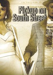 Pickup on South Street [1953] [Criterion] (DVD)
