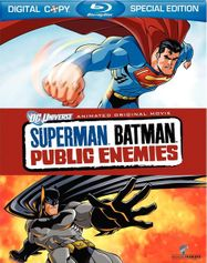 Superman / Batman: Public Enemies (BLU)