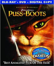 Puss in Boots [2011] (BLU)