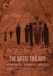 The Qatsi Trilogy [1983-2002] [Criterion] (DVD)