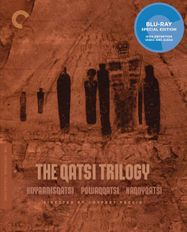 The Qatsi Trilogy [1983-2002] [Criterion] (BLU)