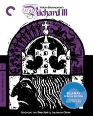 Richard III [1955] [Criterion] (BLU)