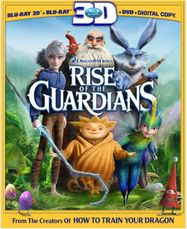 Rise of the Guardians 3D (BLU)