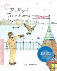 The Royal Tenenbaums [2001] [Criterion] (BLU)