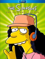 The Simpsons: The Fifteenth Season (BLU)