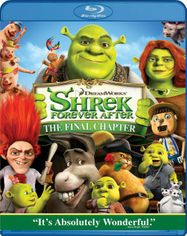 Shrek Forever After: The Final Chapter (BLU)