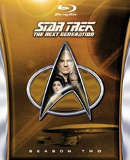 Star Trek: The Next Generation: Season Two (BLU)