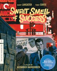 Sweet Smell of Success [1957] [Criterion] (BLU)